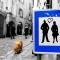 Graz: Fußgängerzone mit Herz