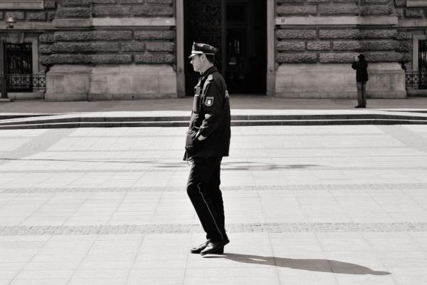 Hamburg: Polizist
