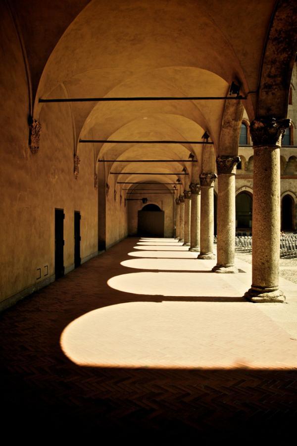 Mailand: Castello Sforzesco #2