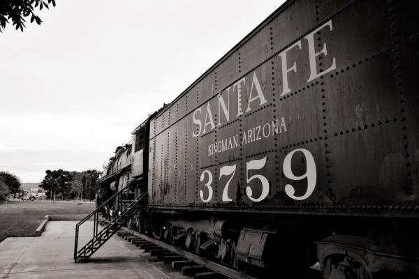 Kingman: Santa Fe 3759