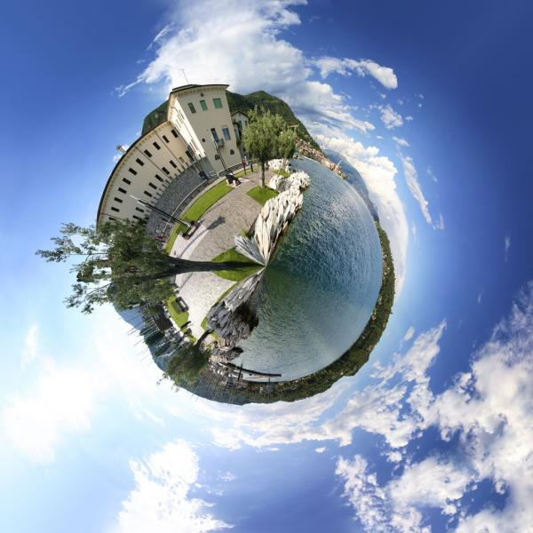 Little World: Salo, Italien.