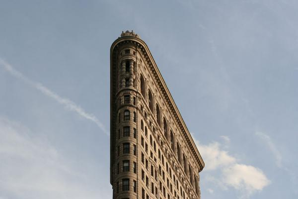 Back in LE: Das Flatiron Building