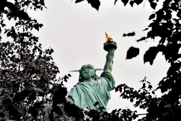 New York City: Miss Liberty
