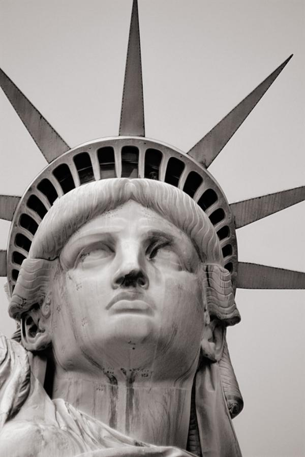 New York City: Miss Liberty #2