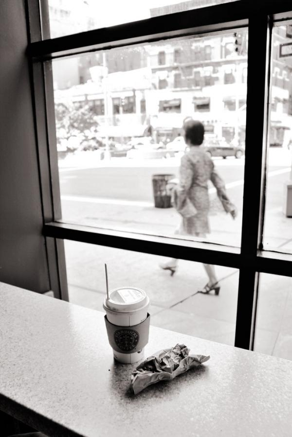 New York City: Get a coffee!