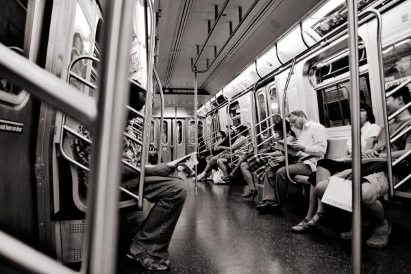 New York City: Riding the Subway