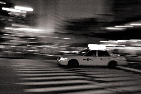 New York City: Taxi #3