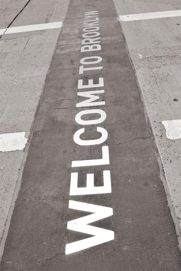New York City: Welcome to Brooklyn