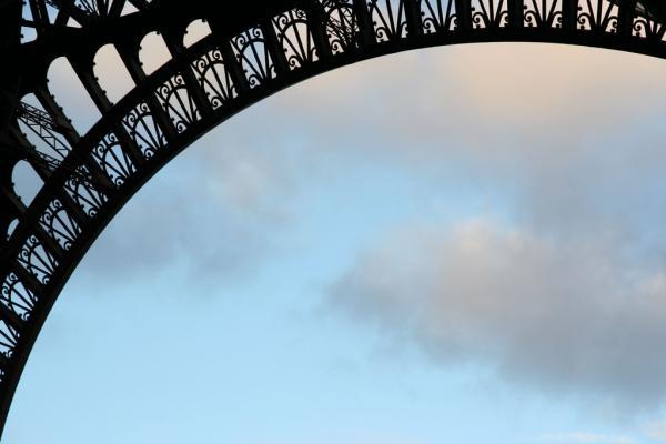 Paris: Tour Eiffel #3