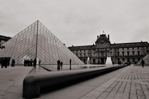 Paris: Musée du Louvre #2