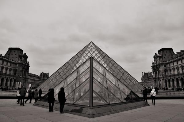 Paris: Musée du Louvre #3