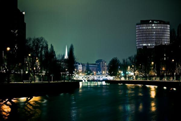 Wien: Alte Donau