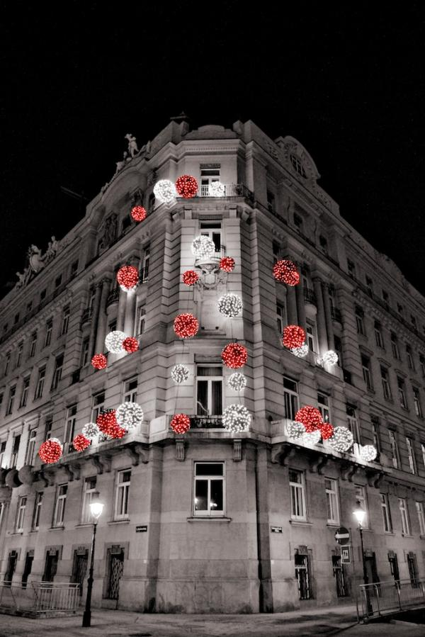 Wien: Weihnachtsdeko