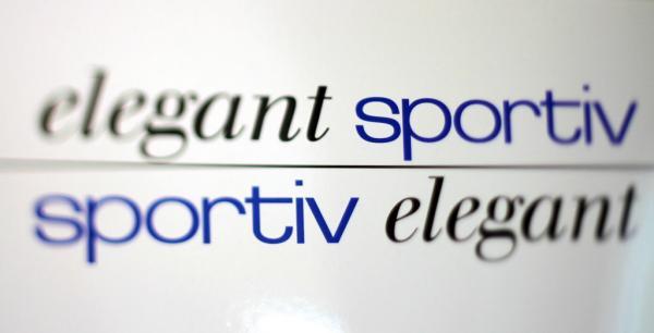 Elegant sportiv - sportiv elegant