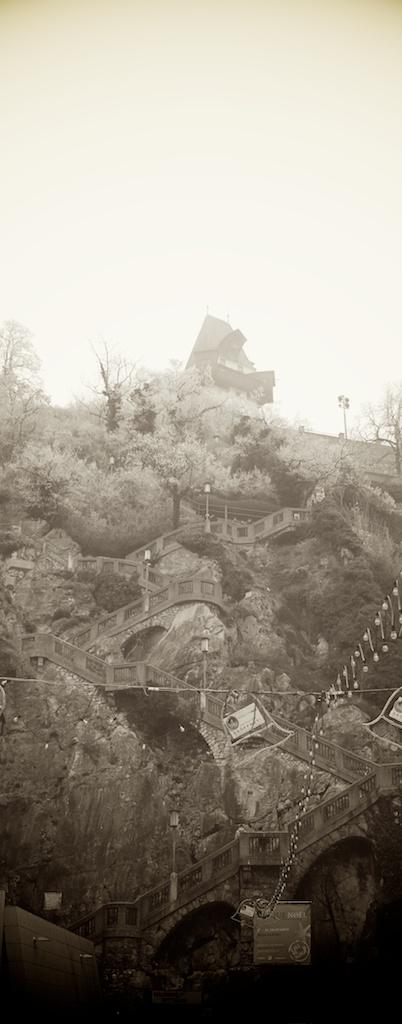 Graz: Uhrturm