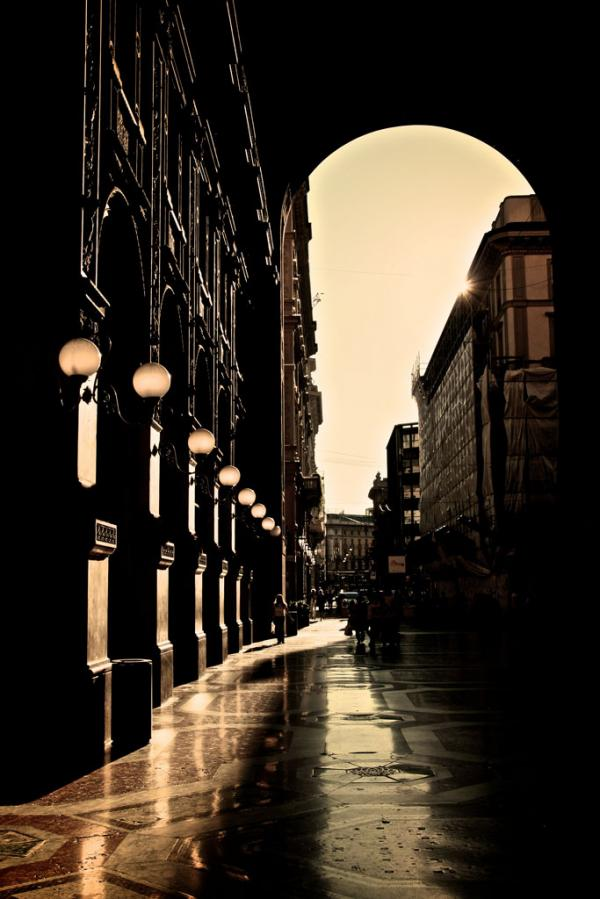 Mailand: Galleria Emanuele #1
