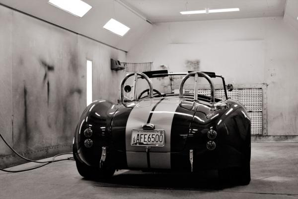 Kingman: AC Cobra