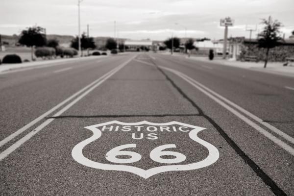 Kingman: Historische Route 66