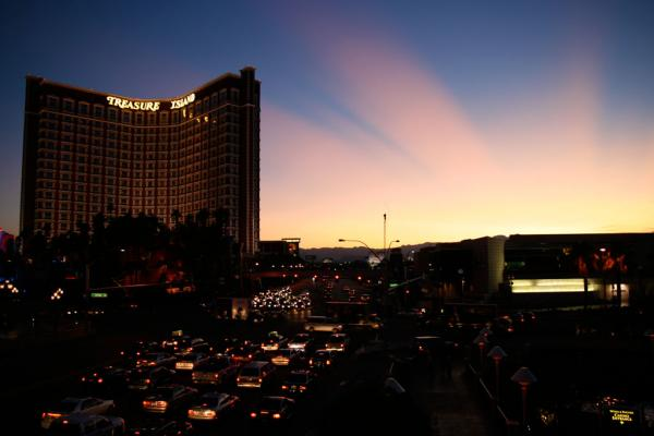 Las Vegas: Treasure Island