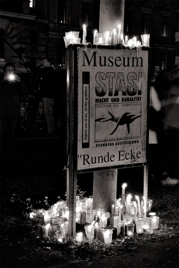 Lichtfest #5: Runde Ecke