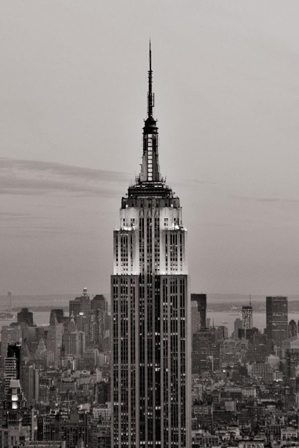 New York City: Empire State Building #1