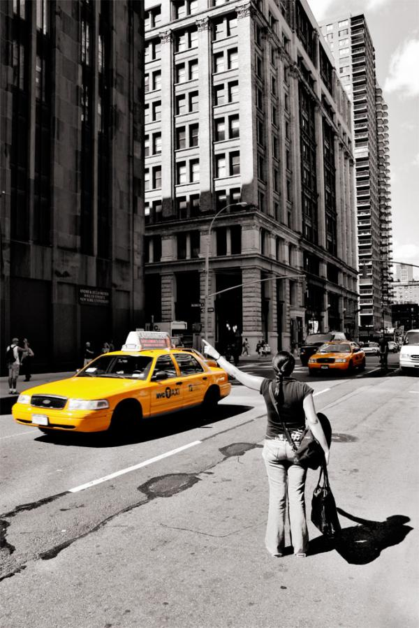 New York City: Taxi #2