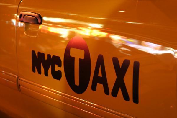NYC: Taxi #1