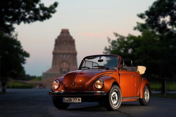 Oskar - Ein VW Käfer Baujahr 1979