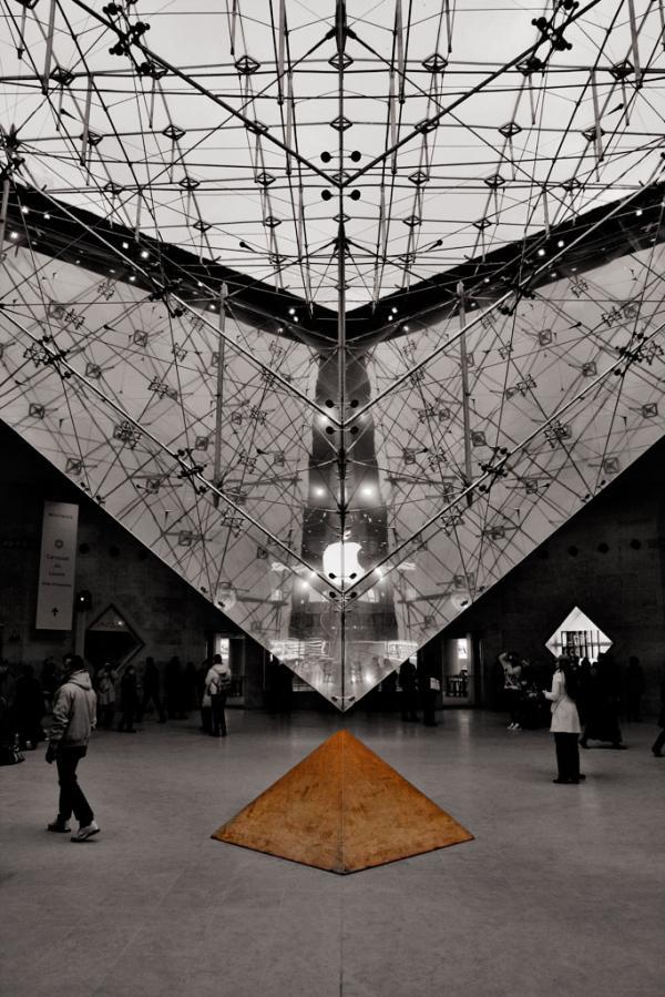 Paris: Musée du Louvre #1