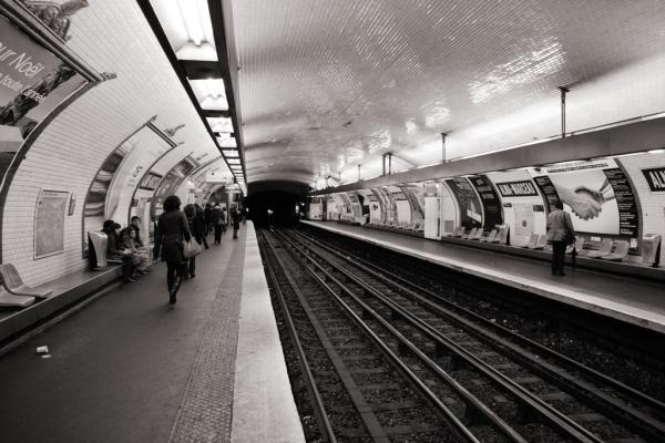 Paris: Métro de Paris