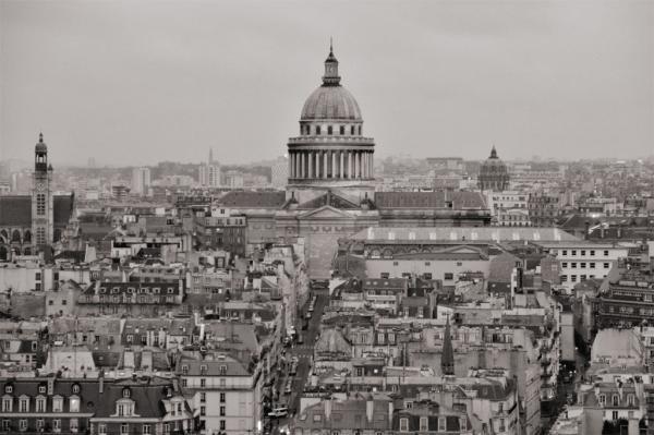 Paris: Panthéon #1