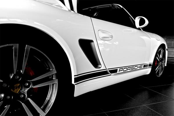 Porsche Boxster Spyder #2