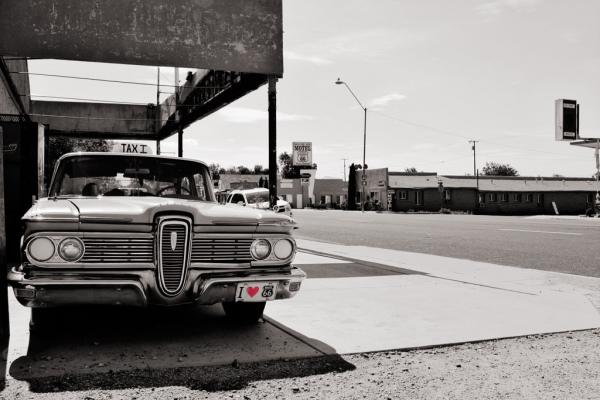 Route 66: Seligman, Arizona