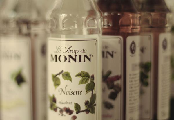 Le sirop de Monin