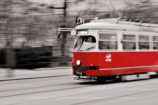 Wien: Straßenbahn